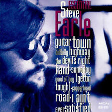 STEVE EARLE - ESSENTIAL STEVE EARLE NEW CD