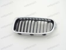 1Pcs Chrome Front Bumper Grille Left 51137255411 For BMW 3-Series F35 2012-2014