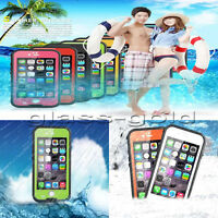 For iPhone 6 6S Plus SE Genuine Redpepper Waterproof Case Cover Shock Proof