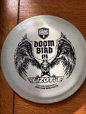 Discmania Doom Bird 3 used. 9/10 Simon Lizotte Swirly S-line Fd3 Has Ink