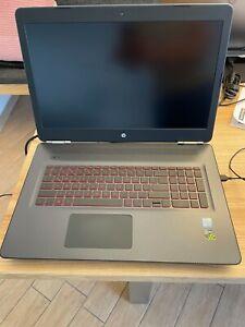 hp omen 17 - w110ng, Gaming Laptop, i7-6700HQ , Nvidia Gtx 1070 , 8GB Ram
