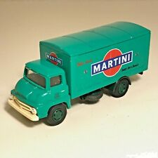 🚚 Die-Cast VANGUARDS THAMES TRADER MARTINI TRUCK by Lledo - Near Mint Condition
