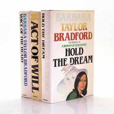 Barbara Taylor Bradford Collection Very Good