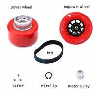 BENCHWHEEL 48 Teeth Drive Pulley Motor Pulley Kit DIY for Electric Skateboard