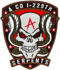 US ARMY A COMPANY 1-229th AVIATION REGIMENT PATCH