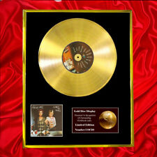 ALISHA'S ATTIC ALISHA RULES THE WORLD CD GOLD DISC FREE P&P!