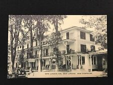 New London Inn, New London, New Hampshire postcard  unposted