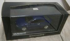 1:43 2003 BLue Alfa Romeo GT LE 1 of 1296  minichamps MINT NIB