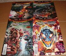 Age of Ultron vs Marvel Zombies 1 2 3 4 Full Set 1st Prints Secret Wars