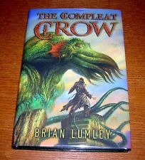 Brian Lumley The Compleat Crow Limited Signed Leather-Bound Edition Subterranean