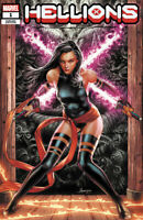 HELLIONS #1 (JAY ANACLETO EXCLUSIVE PSYLOCKE VARIANT) COMIC BOOK ~ Marvel Comics