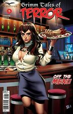 Zenescope: Grimm Tales of Terror Vol. 4 #5 Cover C Variant - SOLD OUT!!!