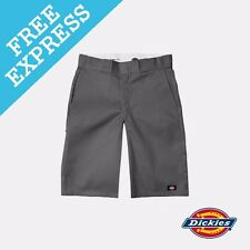 "Dickies 42283 13"" Multi Pocket Work Short Charcoal 36"""