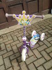 Girls 3-wheel Disney Princess Scooter