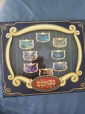 Disney Trading Pins Dumbo Limited Edition Boxed Pin Set 2012