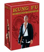 Kung Fu: Complete TV Series DVD Collection, Seasons 1,2,3