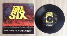 "EP-7080 Take Six From This Is Mersey Beat - Oriole 7"" 45 RPM - Extended Play"