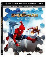 Spider-Man - Homecoming (4K Ultra HD + Blu-Ray Disc) - Nuovo Sigillato