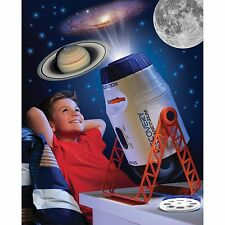 Night Light Star Planetarium Projector Space Laser Lamp Kids Bedroom Glow Dark