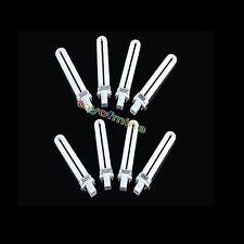 9W di arte del chiodo gel UV Lampadina tubo asciugatrice S018-8