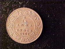 EAST INDIA COMPANY 1/12 ANNA 1901