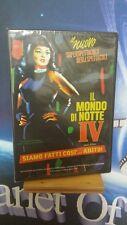 Il mondo di notte IV 4-Siamo fatti così... aiuto! *DVD*NUOVO