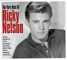 RICKY NELSON - THE VERY BEST OF (NEW SEALED 3CD)