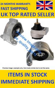 Engine Mounting Mount Bearing Gearbox 8K0 399 151AQ HANS PRIES for Audi