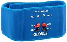 Globus Fast Band addominali glutei schiena fascia cintura per elettrostimolatore