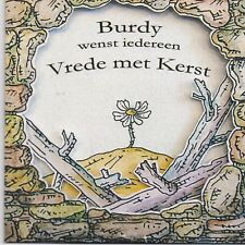 Burdy-Vrede Met Kerst cd single