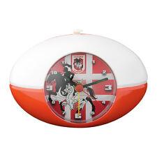 St George Dragons NRL Footy Desk Clock **NRL OFFICIAL MERCHANDISE**