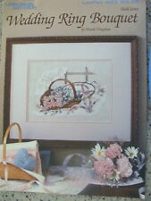 Wedding Ring Bouquet Counted Cross Stitch Chart by Paula Vaughn