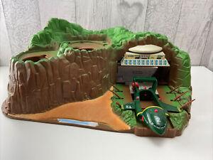 Thunderbirds Tracy Island Electronic Play Set Carlton Year 2000