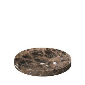 Blomus Pesa Brown Marble Tray Large - 65994