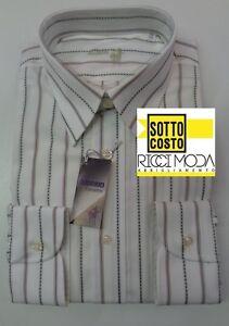 Outlet-75% 32 - 0 Men's Shirts Shirt Chemise Shirt Rubashka BVM 3200540200