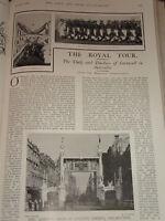 1901 MELBOURNE GERMAN ARCH SYDNEY LANCERS DUKE OF YORK