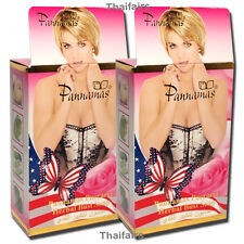 2x PUERARIA MIRIFICA HERBAL BREAST ENLARGEMENT SOAP 85g nourishes breast effect