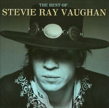 STEVIE RAY VAUGHAN - THE BEST OF STEVIE RAY VAUGHAN NEW CD