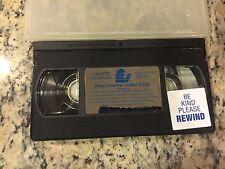 EL CIELO NO TIENE FRONTERAS RARE VHS 1997 SPANISH MEXI ACTION ROSENDA BERNAL HTF