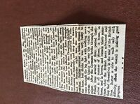 m7-4 ephemra 1915 ww1 harrogate article sgt barker wounded heatherdene hospital