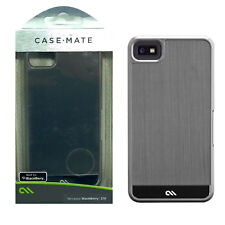 Case-Mate Barely There Brushed Aluminum Case for BlackBerry Z10 - Silver
