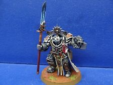 Grand Master der Grey Knights UMBAU GUT BEMALT 1