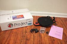 Pro-Ject Audio Systems Elemental Turntable (Red) Free Shipping