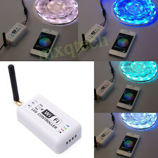 Wireless RBG LED Strip Light Controller For Mobile Phone Smartphone Android