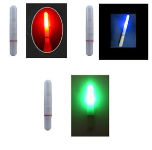 2 batterie da pesca galleggiante bolentino profondo luce tp c starlight a led