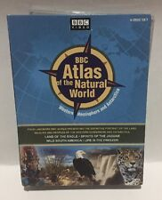 BBC Atlas of the Natural World 6-DVD Set - Western Hemisphere and Antarctica