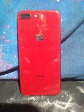 Apple iPhone 8 plus RED - 64GB - (Sprint)   Blacklisted please read description