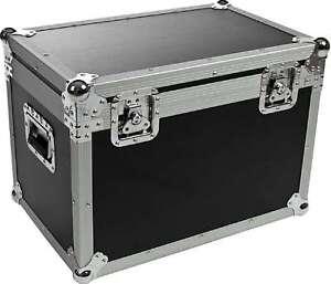 Truhen Case PRO 60 x 40 x 44 cm schwarz Universal Transport Tool Case Kiste Box
