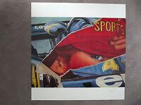 FRITZ KÖTHE - Farboffsetlithographie -HANDSIGNIERT -  Sports - 1976