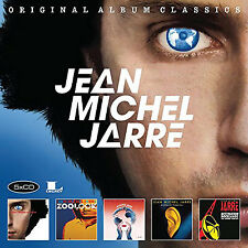 Jean-michel Jarre - Original Album Classics Cd5 Sony Music